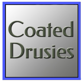 Coated Drusies