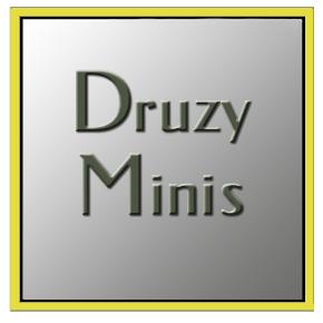Druzy Minis