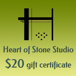 Gift Certificate for $20
