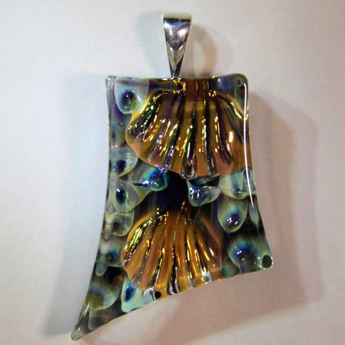 Oceanic Shell Pendant