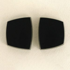 Black Onyx Earring Pair