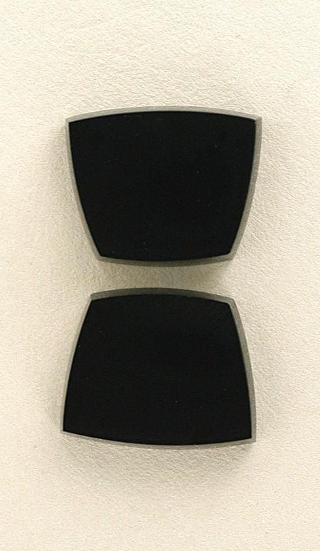 Black Onyx Earring Pair