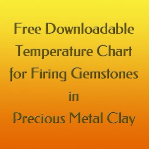 PMC Gemstone Heat Tolerances Chart
