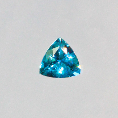 Blue Topaz Trillion