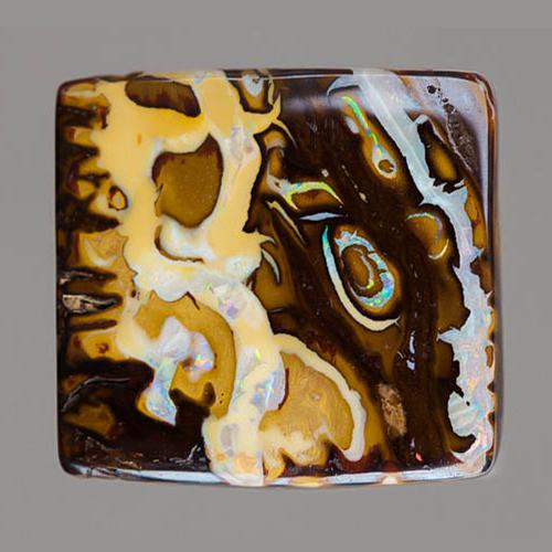 Koroit Opal Drilled Pendant
