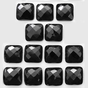 Faceted Black Onyx 13-Pc Set