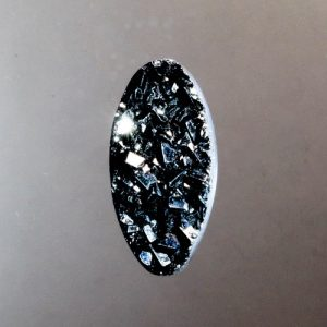 Midnight Black Druzy
