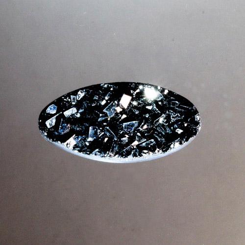 Midnight Black Druzy