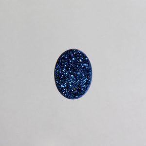 Cobalt Titanium Druzy