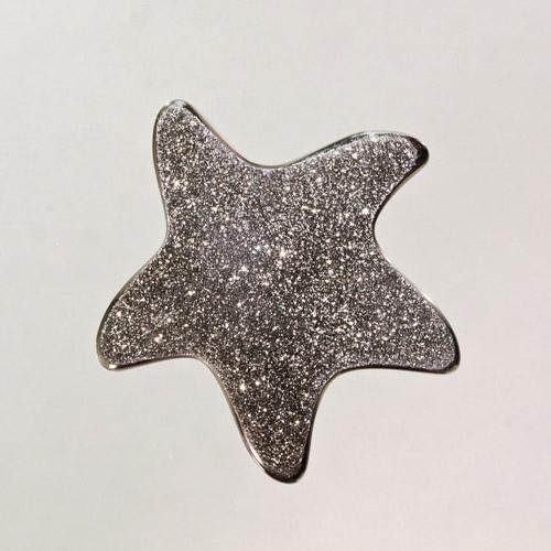 Moonshadow Druzy Starfish
