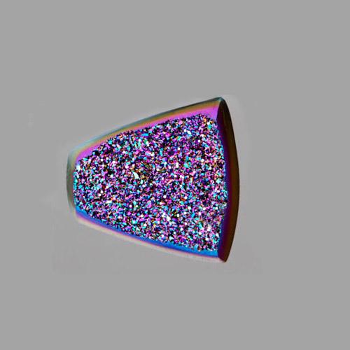 Carib Titanium Druzy