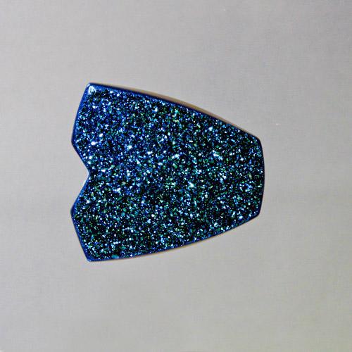 Genovese Ocean Blue Druzy