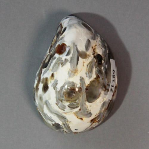 Geodite Drilled Pendant