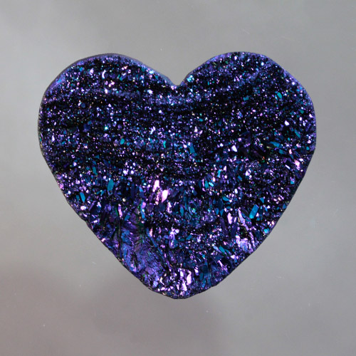 Bi-Color Conchina Heart