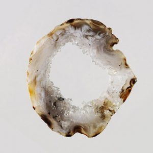Crystal Geode Slice